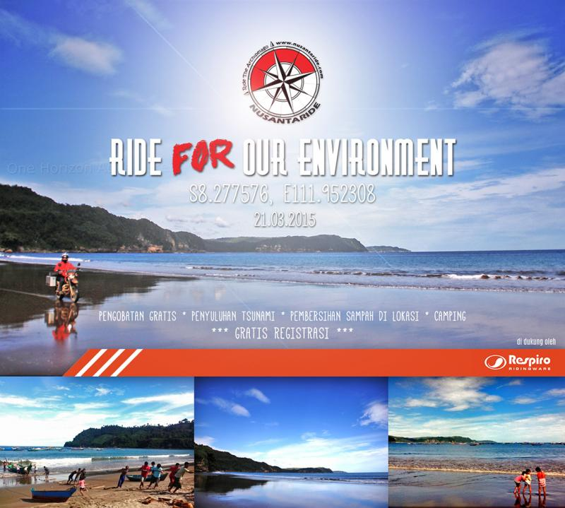 NODR | Ride For Environment