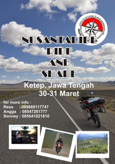 Nusantaride Ride and Share