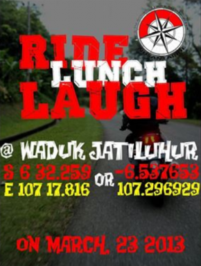 NODR | Ride, Lunch, Laugh