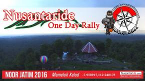 Nusantaride One Day Rally, Memeluk Kelud