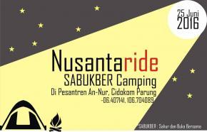 Nusantaride Sabukber