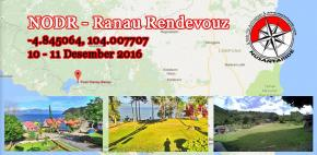 Nusantaride One Day Rally, Ranau Rendezvous