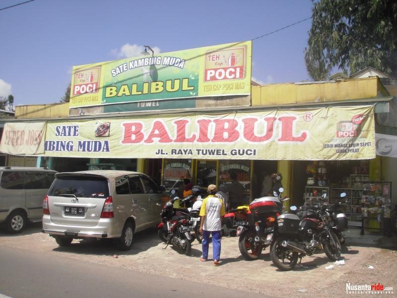 Sate Balibul Khas Tegal