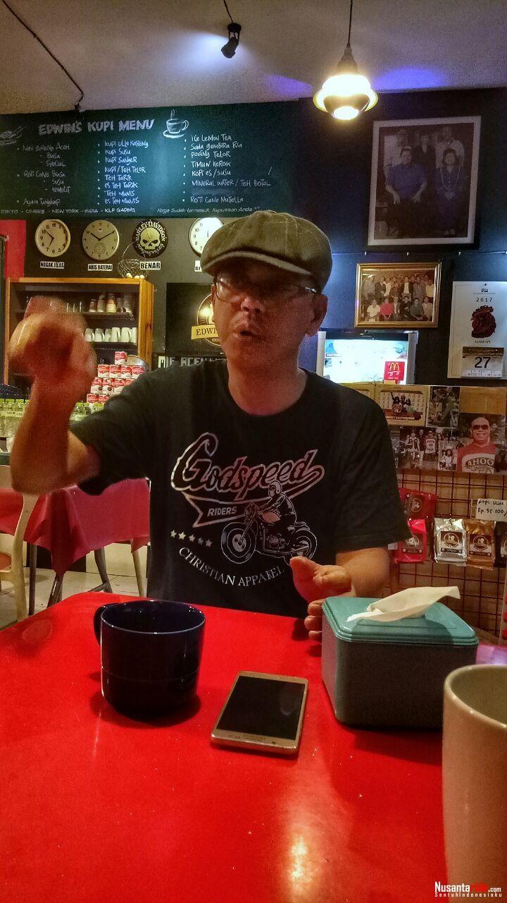 Stephen Langitan : Kenali Indonesia Lebih Jauh
