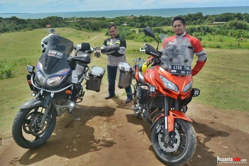 Jacket Nusantaride Series Keliling Asia Tenggara