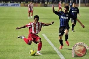 Liga Selection menyerah dari Inter Milan 0-3
