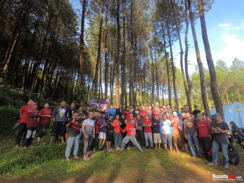 Menikmati Bumi Parahyang bersama Nusantaride WamilRide 2019