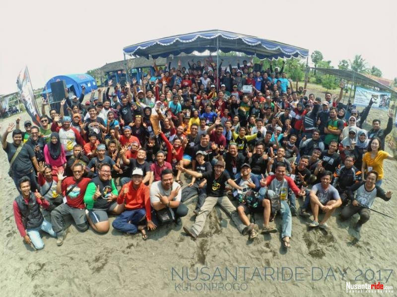 NUSANTARIDE DAY 2017 Kulon Progo The Jewel of java