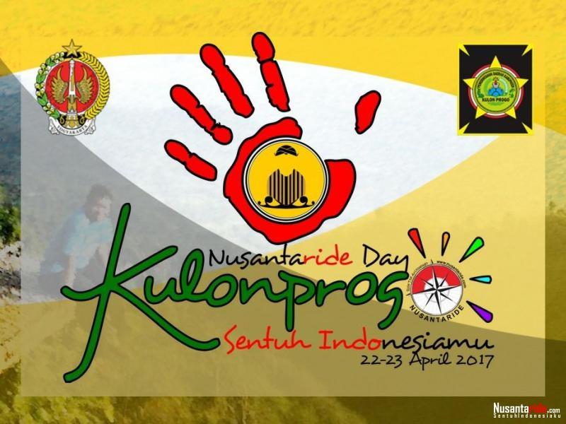 Nusantaride Day Kulonprogo, sentuh Indonesiamu...