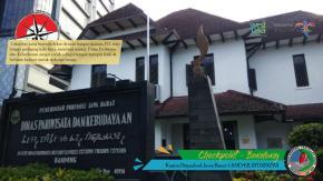 Menilik Budaya Gedung Pariwisata