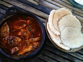 Bau Peapi, kuliner legendaris khas Mandar