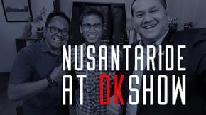 Nusantaride di DK Show Berita Satu